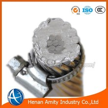 High Quality swan 6.36mm ACSR ASTM B232 with factory price cable