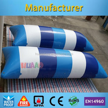 High quality small water games inflatable water blob for sale