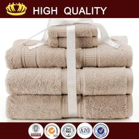 2015 new design Elegant style mint green hand towel with low price