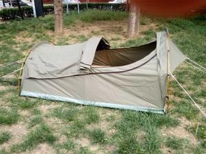 호주 스타일의 캠핑 돔 약탈 더블 장식이 텐트