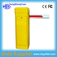 Intelligent automatic vehicle access security car parking road barrier gate