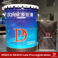 DE418 Easy Maintenance Epoxy Resin Floor Coating