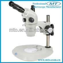 MZS0870T 8X-70X magnify micro objects continually trinoculars zoom stereo microscope for school,science research