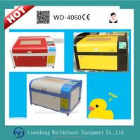 4060 CO2 laser engraving cutting machine