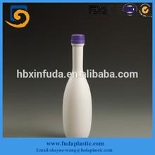 Botella de desinfectante de plástico botella de desinfectante 500 ml, 1000 ml botella de desinfectante