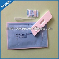 HBsAb test kits with CE/FDA/ISO approved