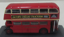 1:43 scale oem die casting model double decker bus toy for kids models