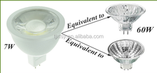 2015 CE SAA PSE ETL UL Super Bright 700lm Gu5.3 LED 7W MR16 LED Bulb