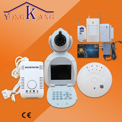 Hot selling high tech smart network home for security(YCD004)