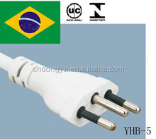 UC approval 10A 250V 3pin High voltage experiment table