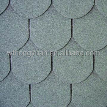 Fish scale asphalt roofing shingles red roofing tar for Fish scale shingles