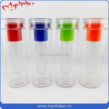 MY-F04 drinking plastic bottle Plastic juice containers with lids