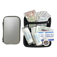 Medical traveling first aid kit EVA hard case, first aid bag, CE, FDA, ISO13485
