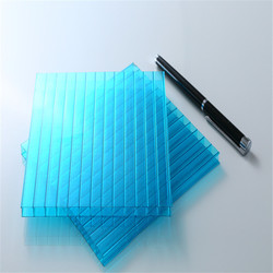 China low cost 2.0mm thickness 12mm polycarbonate sheet