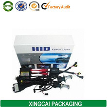 Xingcai Corrugated HID Can bus Xenon packaging box