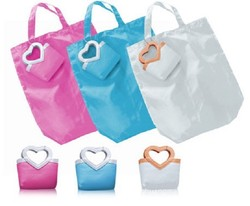 Professional OEM/ODM Factory Supply nylon foldable trolley shopping bag