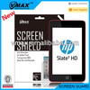HP Slate 7 HD lcd display screen protector