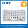 2 in 1 power bank external qwerty mini bluetooth wireless keyboard for mobile phone