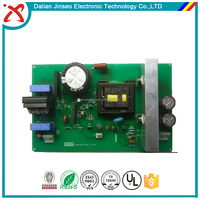 Components stuffed remote control power pcb assembly
