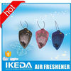 2015 China new innovative product flower shaped paper air freshener