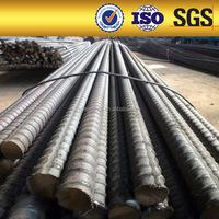 PSB500/785/830/930/1080 high tensile steel screw thread steel bar/Planished bar /rock bolts