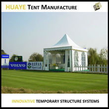 Hot Sale popular durable family garden house shaped tents for party wedding tent house