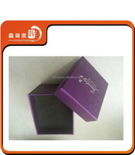 XHFJ beautiful printed small paper box for jewelry