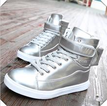 2015hot sale light fashion dunk high led shoes men wholesales shoes