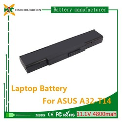 all kinds of dry batteries for Asus a32-t14