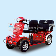 4 Wheel Elderly People Disabled People Bike Motor Scooter Mobility Scooter