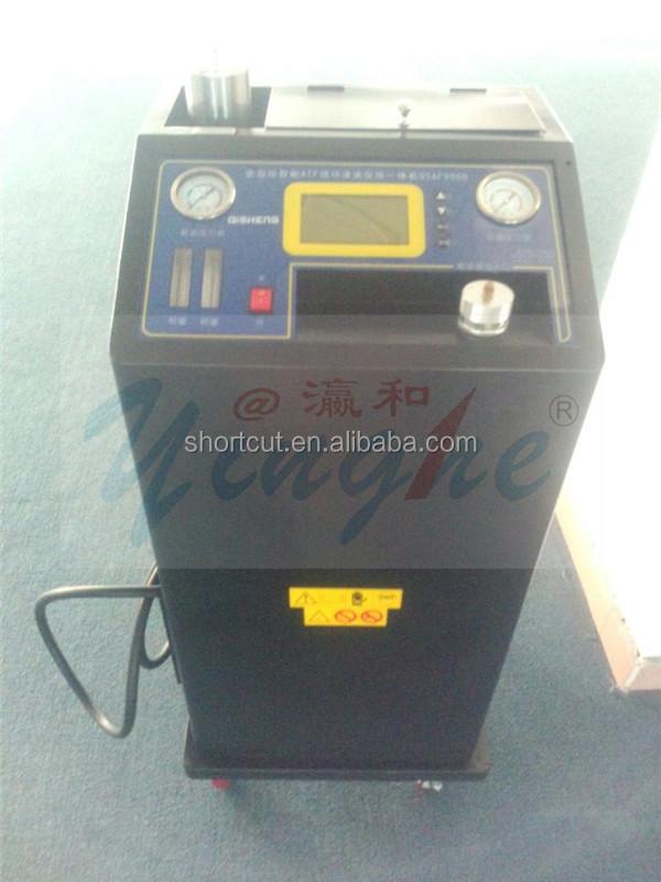 fluid exchange machine