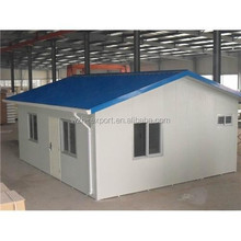 Steel structure prefab health building modern prefab shipping container living house