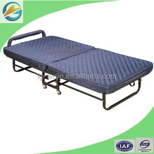 Comfortable Hotel Extra Bed/Folding Rollaway Bed China Supplier