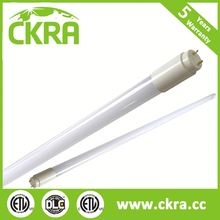 Long lifespan CE ROHS ETL DLC listed 110lm/w t8 lighting fixture