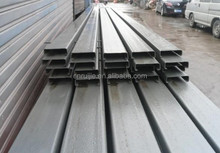 Direct Factory Price Good Quality Steel C Channel Weight For Exporting The Other Countries