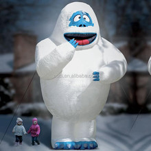 Giant Inflatable Bumble Snow Monsters