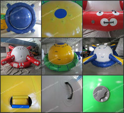 Inflatable water planet, water saturn, saturn toys