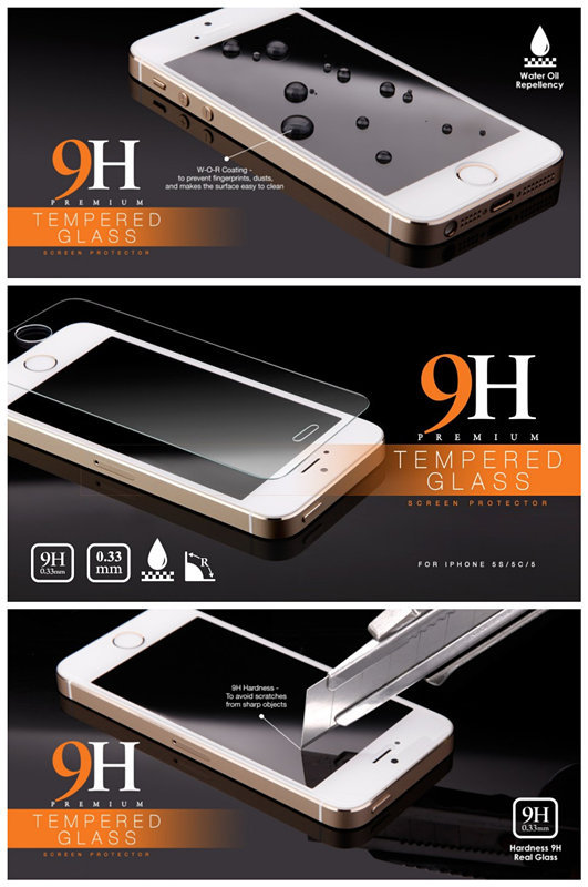 9h 2.5D anti shock privacy tempered glass screen protector_2