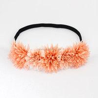 Womens Girls New Flower Fairy Bohemian Braid Wedding Beach Tiara Crown hair Wholesale headband Wholesale
