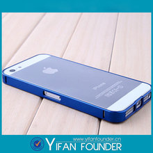 anodized aluminum case for iphone accept small mix order for iphone 5 5s case