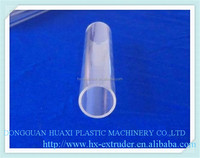 High quality plastic PMMA pipe / tube production machinery / plant