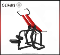 New products hammer strength Commercial Fitness Equipment pull down HDX-M804