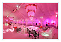 20m span luxury wedding tent wedding marquee with beautiful decoration