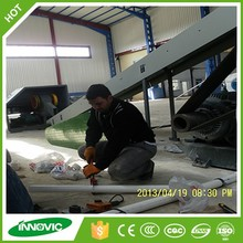 INNOVIC Tire Recycling Machine for Double Star Tire