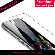 anti fingerprint tempered glass screen guard for iphone 6s