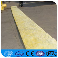 Glass wool insulation roof coating