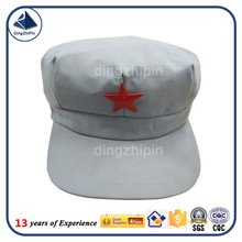 Chinese Workers' /Red Army professional uniform stage performance cap
