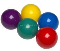 inflatable plastic kid game floating pool ball
