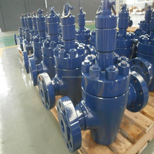 FC Manual Slab Gate Valve Made In China