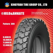 12.00R20 12.00R24 Hotsale ANNAITE China Truck Tyres